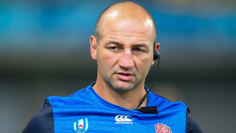 Steve Borthwick confirms England departure, Jason Ryles named as ...