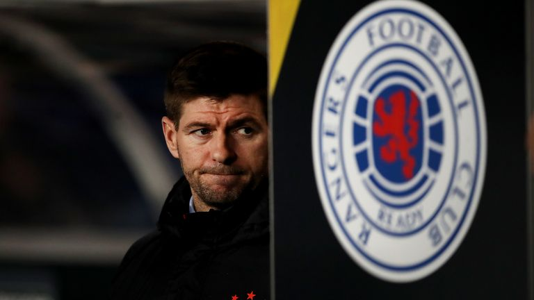 Steven Gerrard's Rangers are at Pittodrie, live on Sky Sports, on the opening day of the season