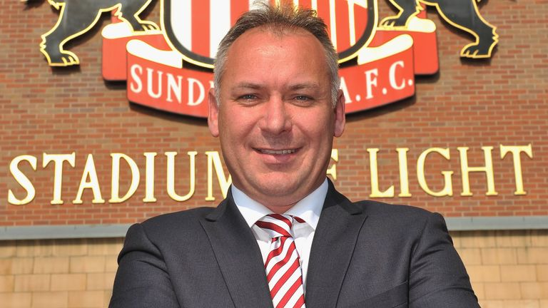 at the Stadium of Light on 21 May 2018 in Sunderland, England.