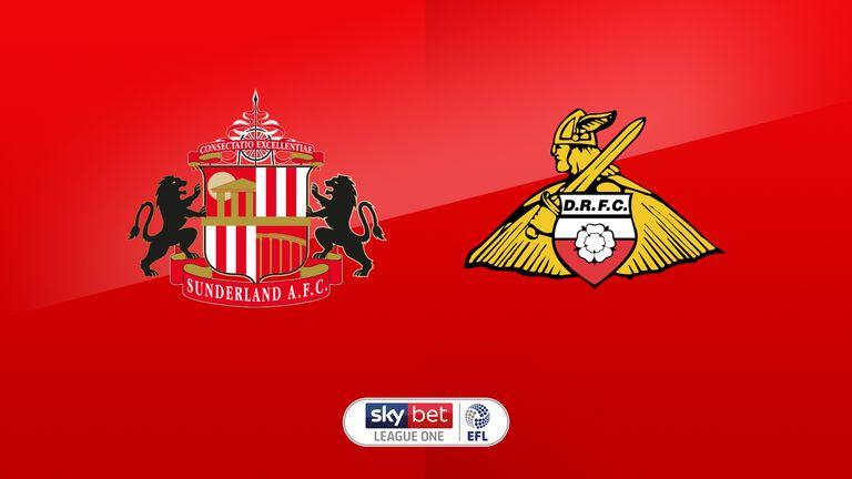 Sunderland vs Doncaster