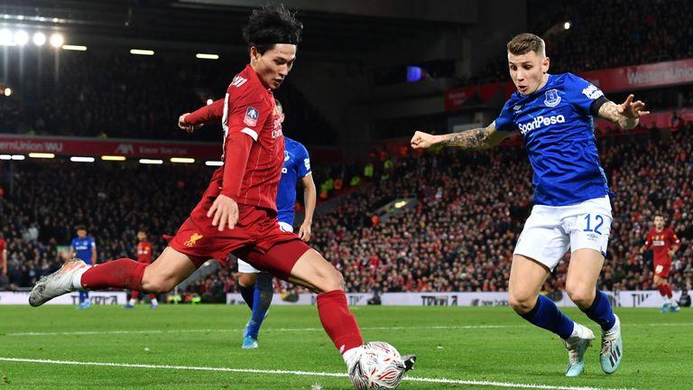 El Liverpool ha vencido al Everton en la liga y la Copa FA ya esta temporada