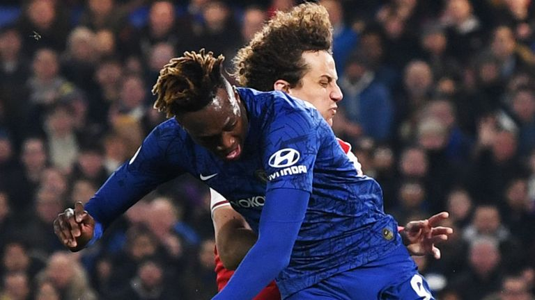 Frank Lampard provides Tammy Abraham injury update and confirms striker interest