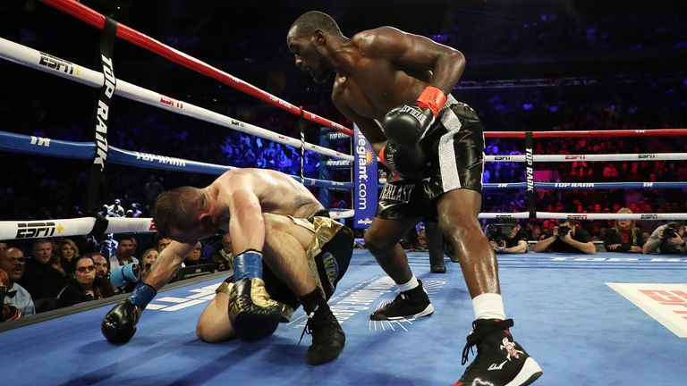 Crawford is the WBO champion with a 36-0 record