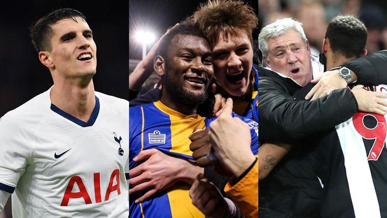 Resumen de la Copa FA: Tottenham y Newcastle ganan, Shrewsbury establece el empate en la cuarta ronda del Liverpool | Noticias de futbol 2