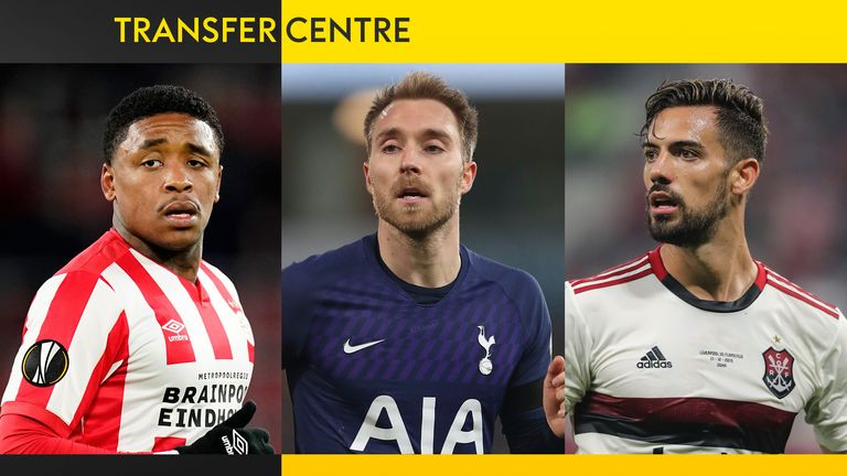 Transfer Centre January 27