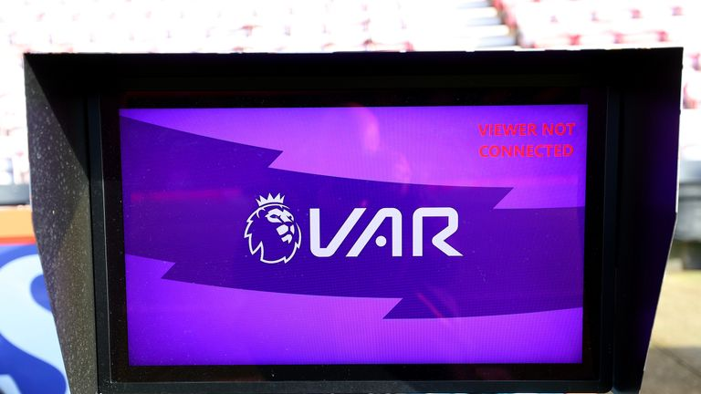 Pitchside monitor
