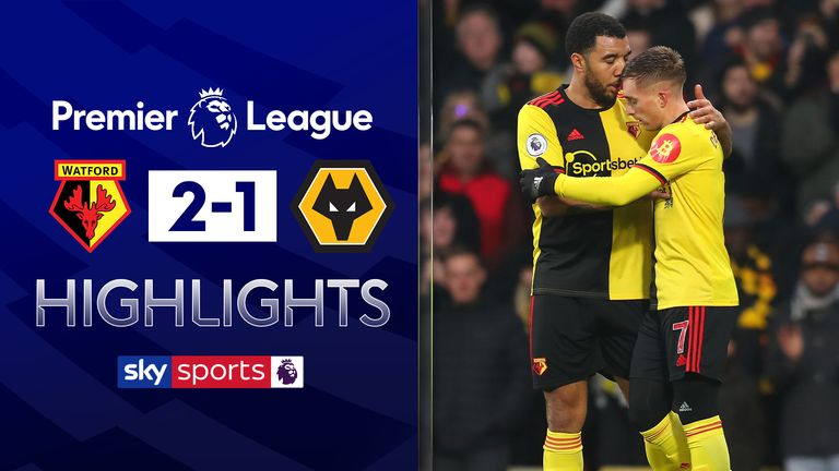 Watford beat Wolves