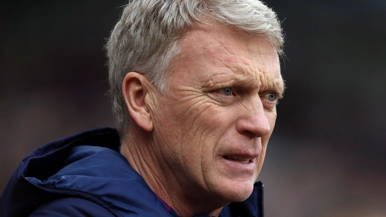 David Moyes has been speaking about West Ham United's January Transfer Window