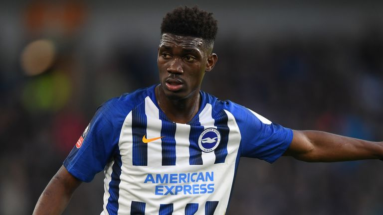 Midfielder Yves Bissouma is yet to fully justify his £14m transfer fee