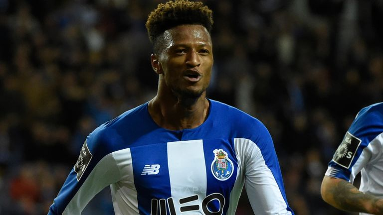 Ze Luis joined Porto from Spartak Moscow in July 2019