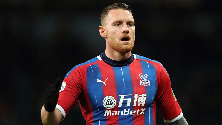 Connor Wickham has struggled for game time at Crystal Palace following a succession of serious injuries