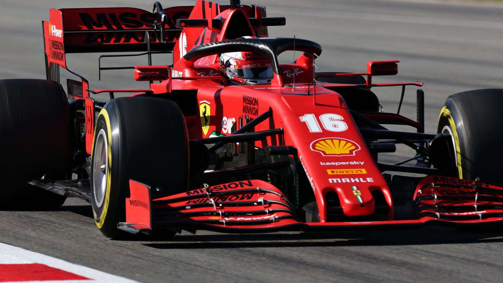 F1 podría correr hacia Janaury para terminar la temporada 2020, dice Ferrari 5
