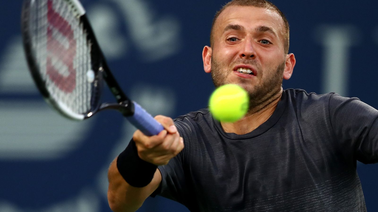 Dan Evans through to second round of the Dubai Duty Free Tennis Championships
