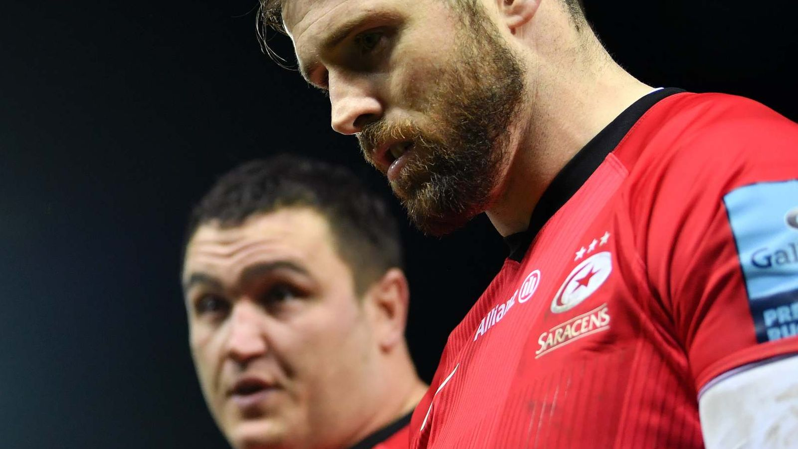 Saracens: Elliot Daly set to stay with Jamie George