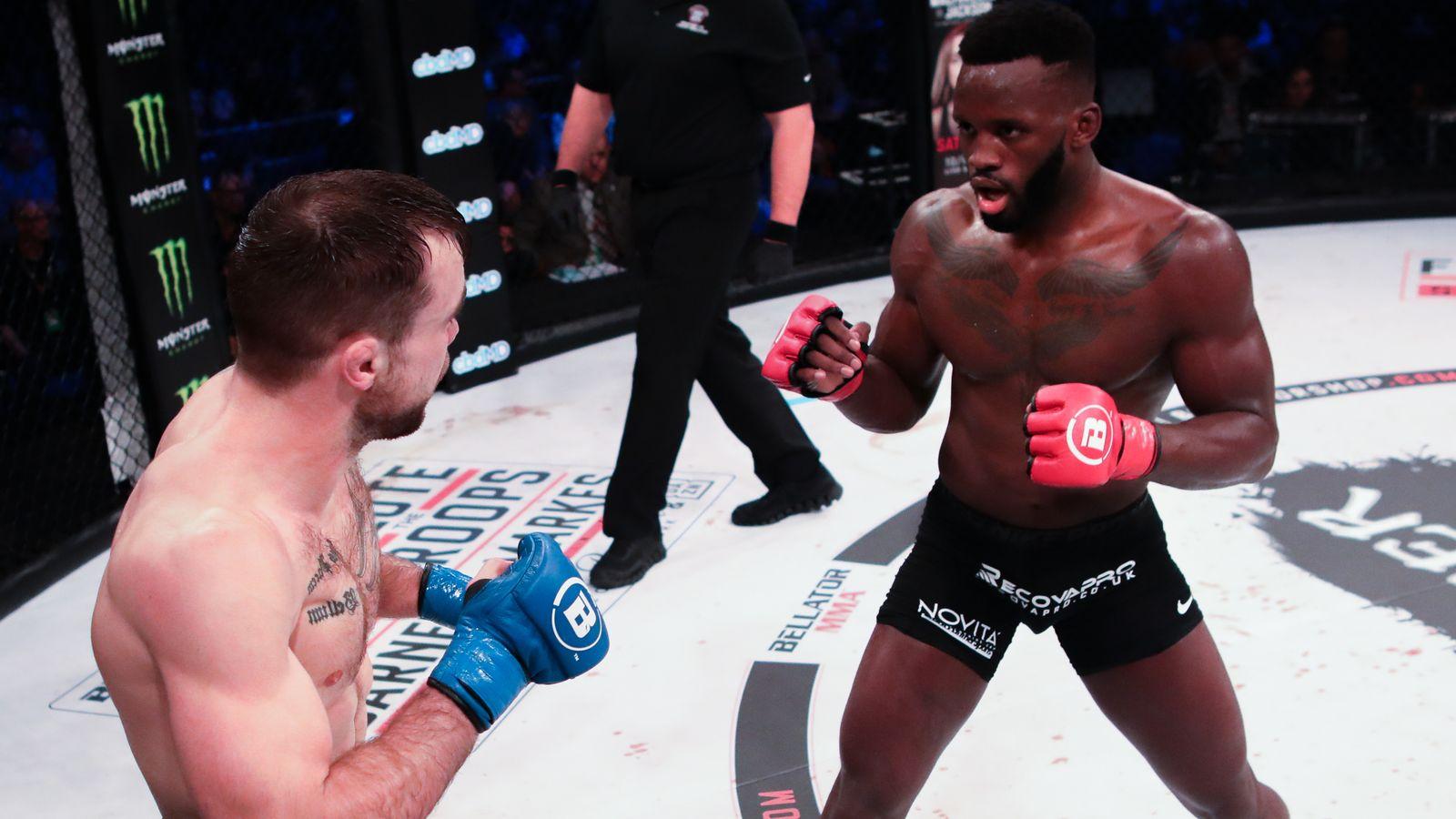 Cómo los luchadores de Bellator MMA se mantienen en forma durante el bloqueo de coronavirus | Noticias MMA 54