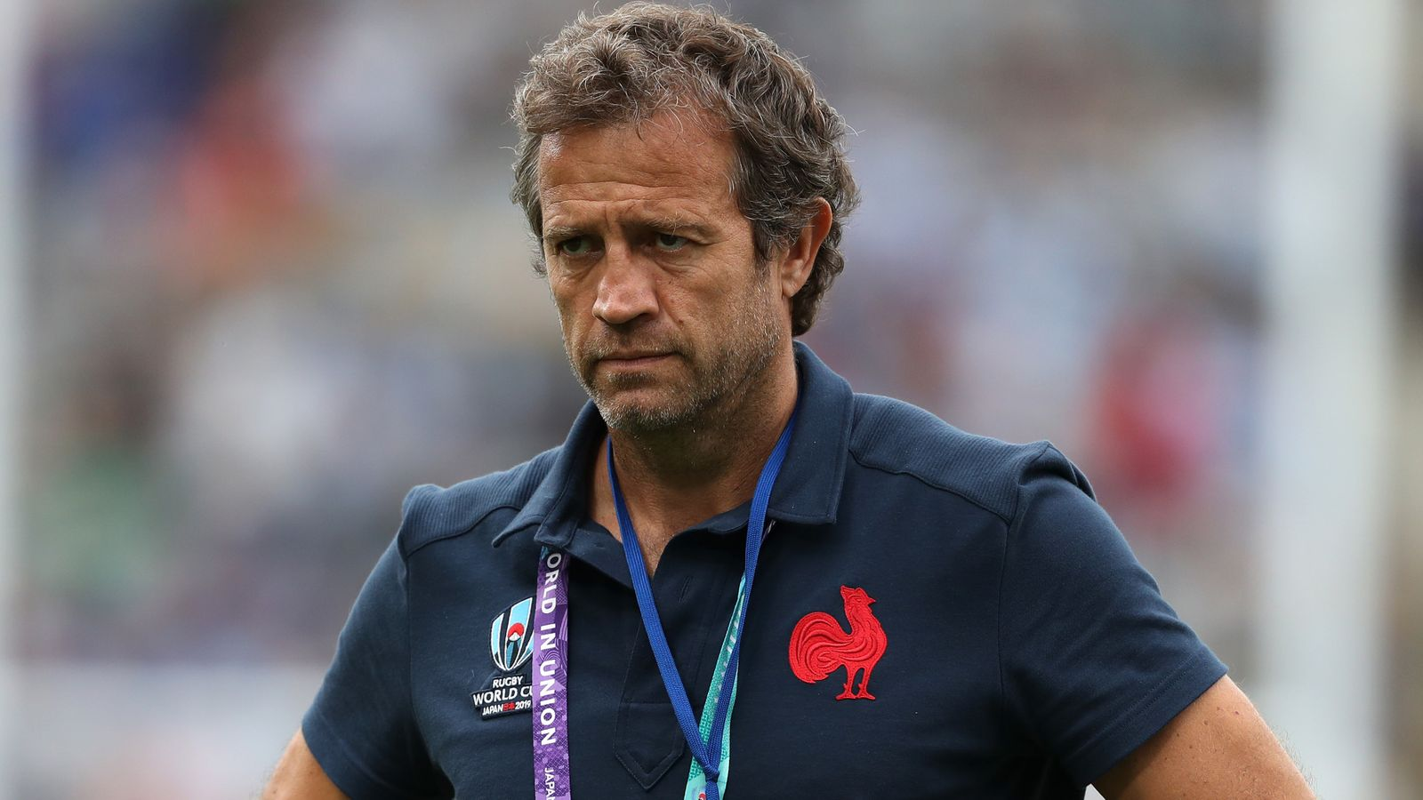 Six Nations: France coach Fabien Galthie hits out at 'disrespectful' Wyn Jones