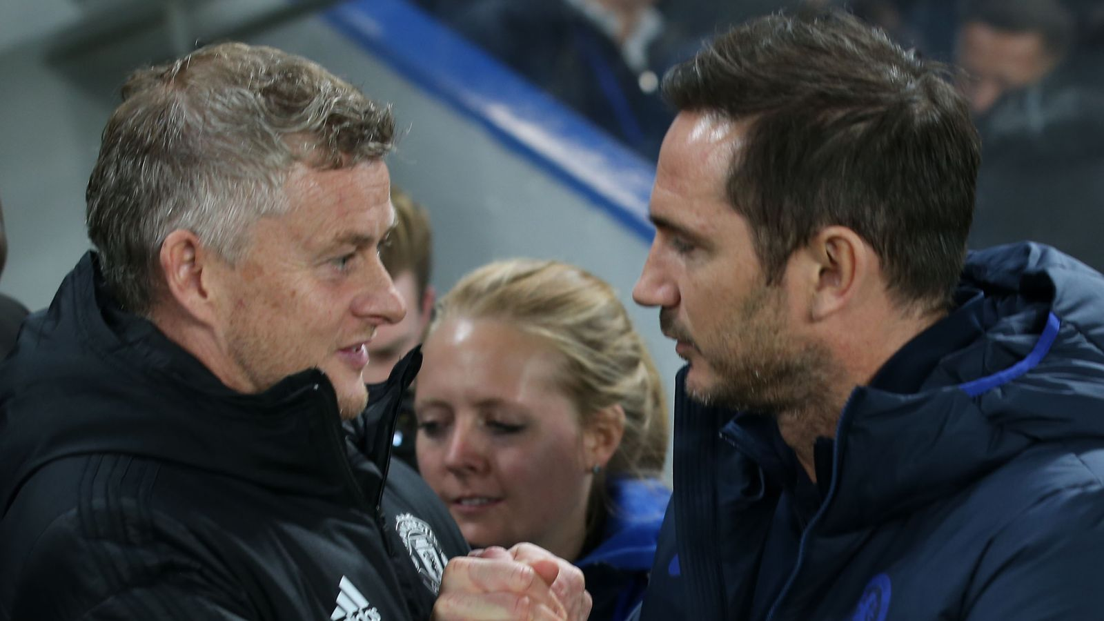 Chelsea vs Man Utd: Top-four race will affect Frank Lampard Ole Gunnar Solskjaer's futures, says Jamie Carragher