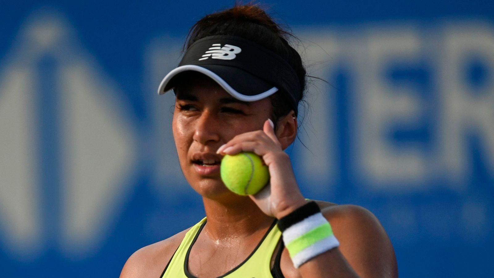 Coronavirus: Heather Watson es 'destripada' por el aplazamiento de Wimbledon   Noticias de tenis 6