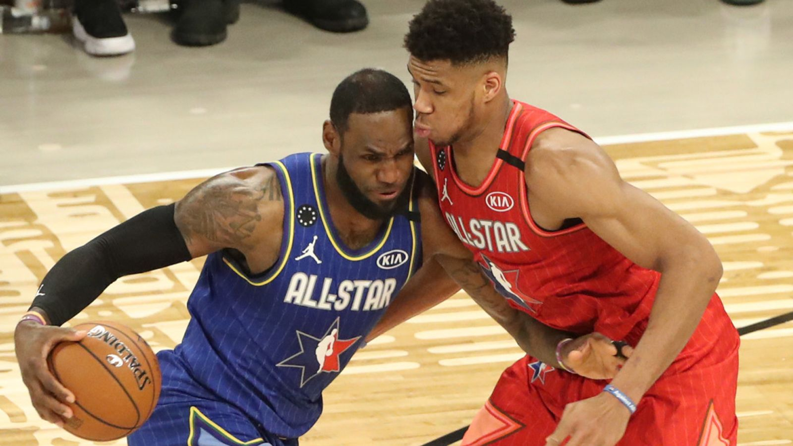All-Star 2020: Relive all the action from the 2020 All-Star Weekend