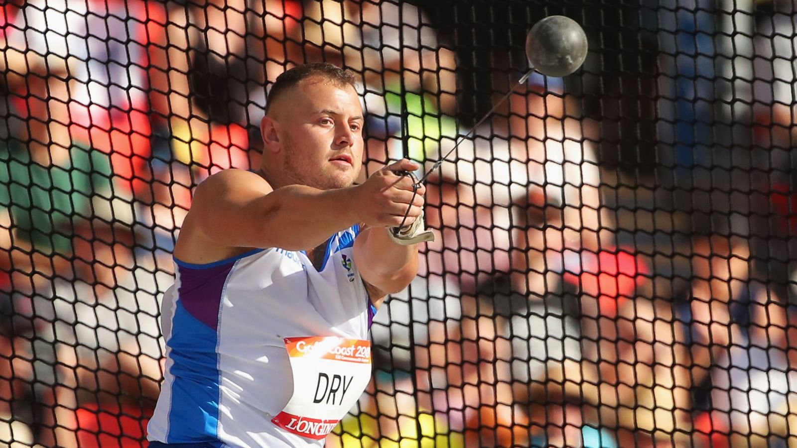 Mark Dry: GB hammer thrower handed four-year ban