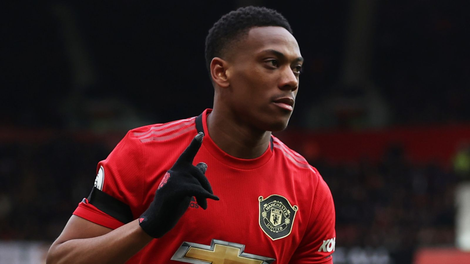 Anthony Martial: Manchester United striker misses game against Club Brugge due to muscle injury