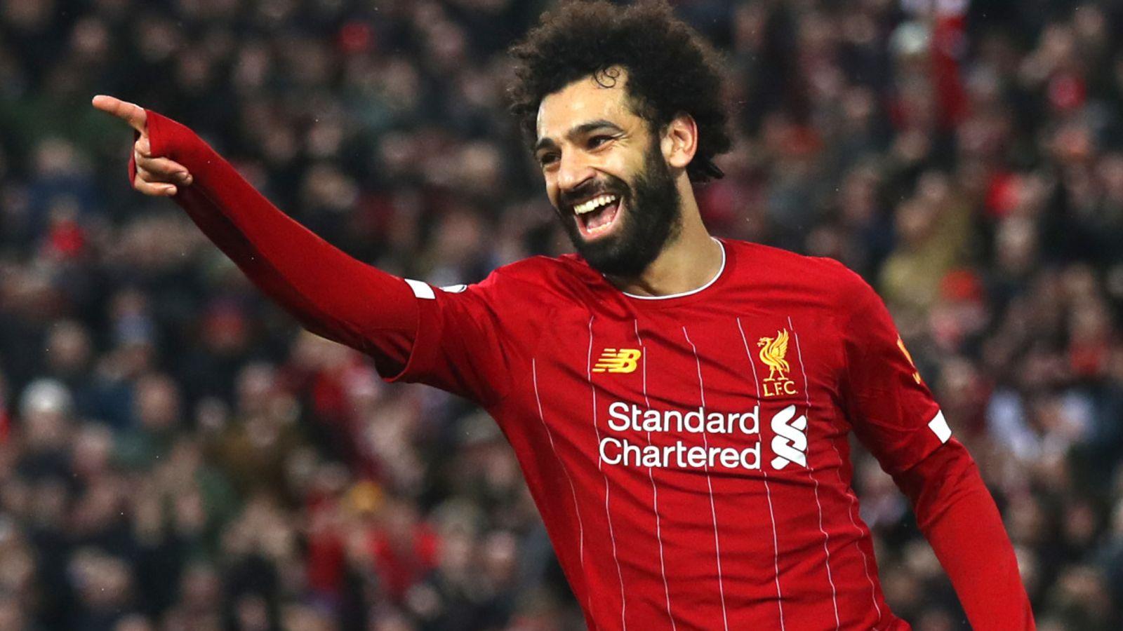 Salah Liverpool