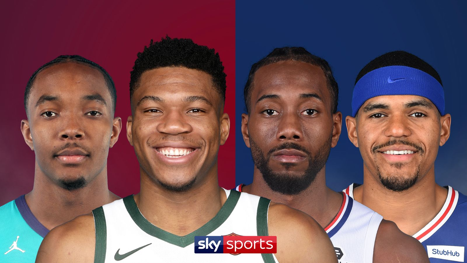 Ovie Soko previews NBA Sunday on Sky Sports: Bucks @ Hornets and 76ers @ Clippers