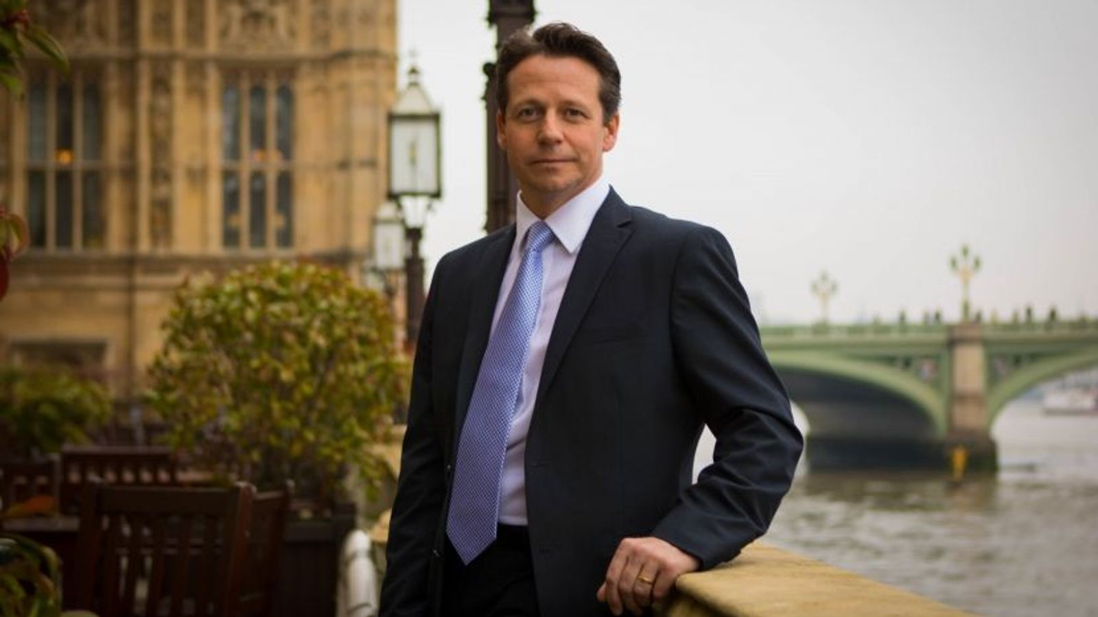 Government cabinet reshuffle: Nigel Huddleston MP named new sports minister