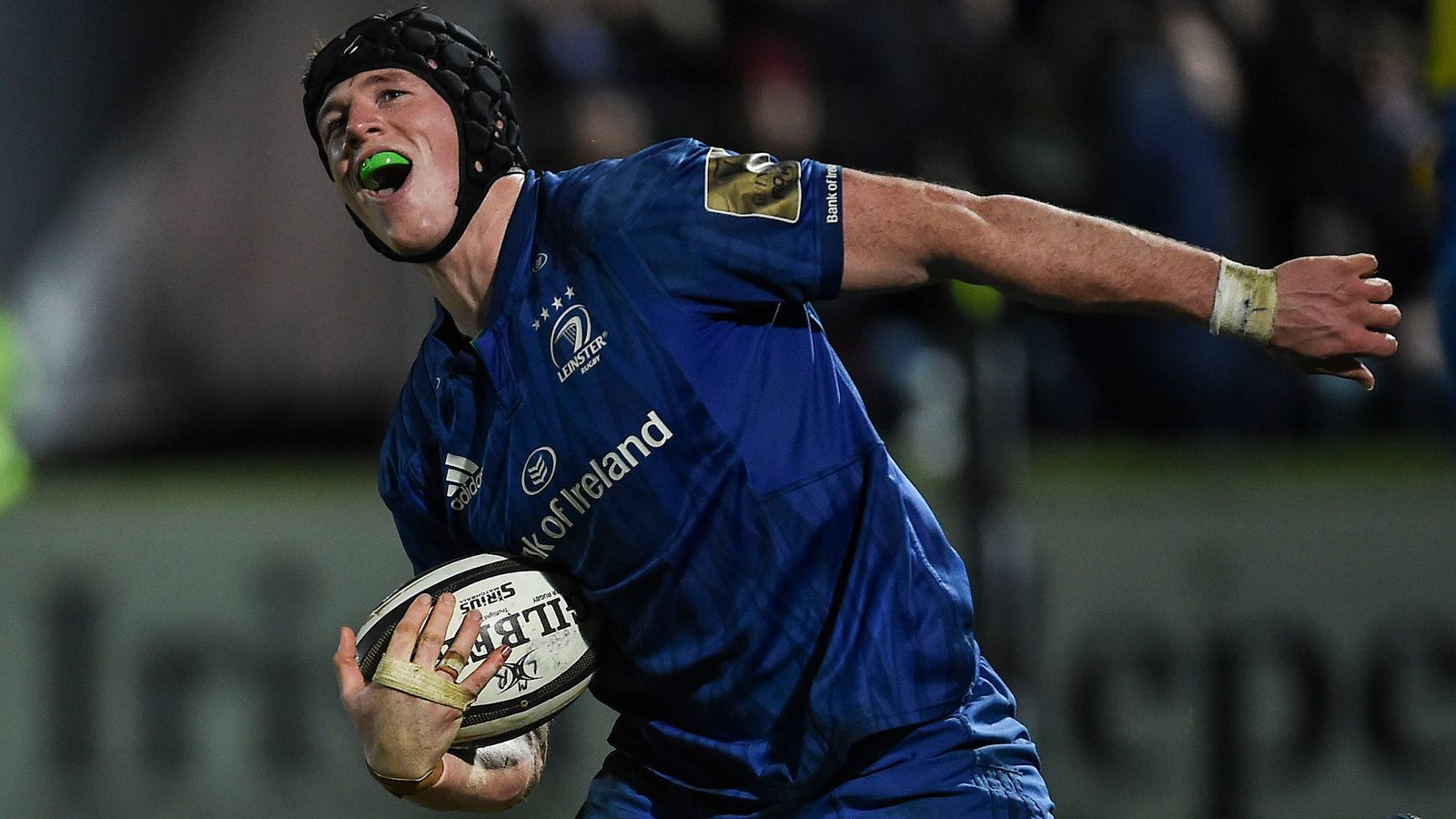 PRO14: Wins for Leinster and Edinburgh