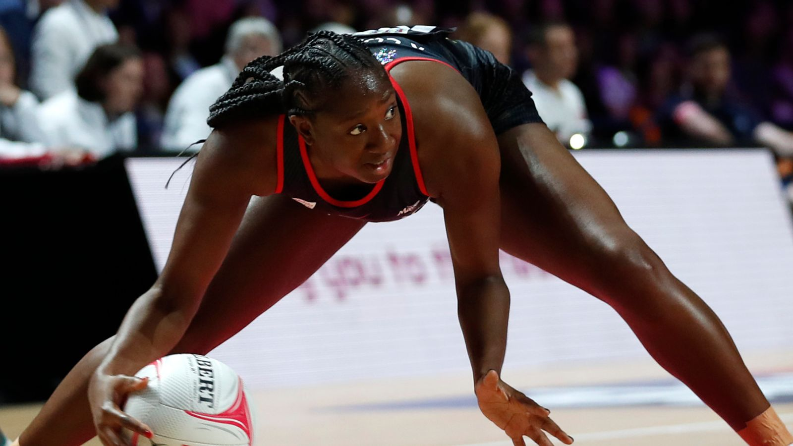 Kat Ratnapala believes netball will `fly again` but...