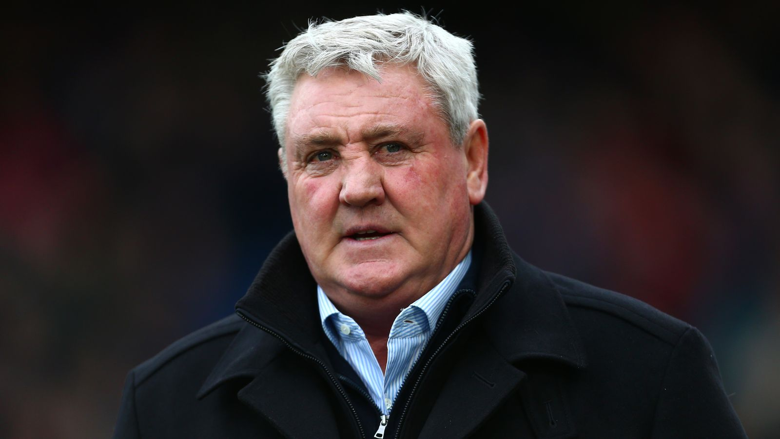 Steve Bruce says Premier League should not resume before end of ...