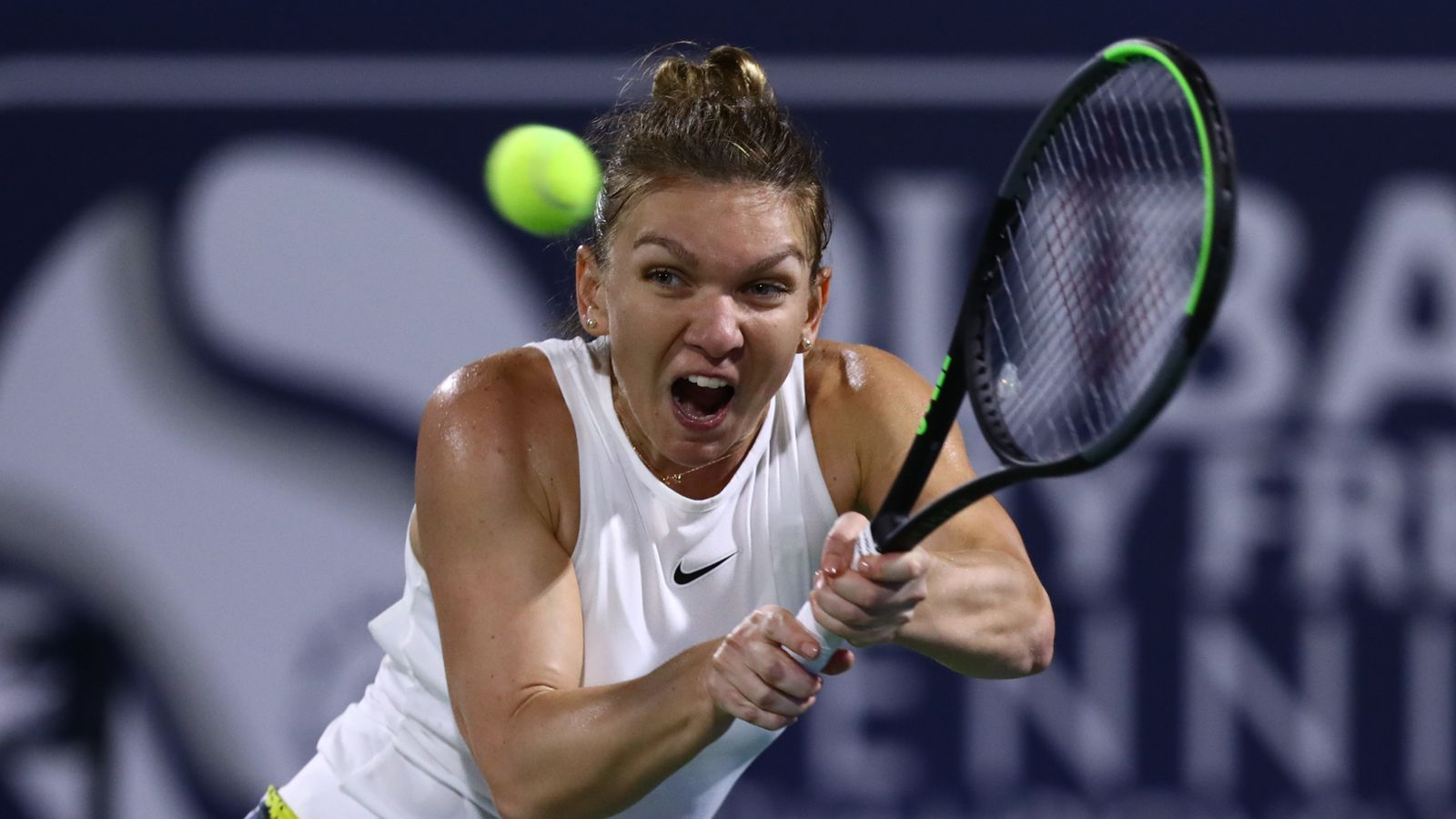 Simona Halep claims first title of 2020 at Dubai Duty Free Championships