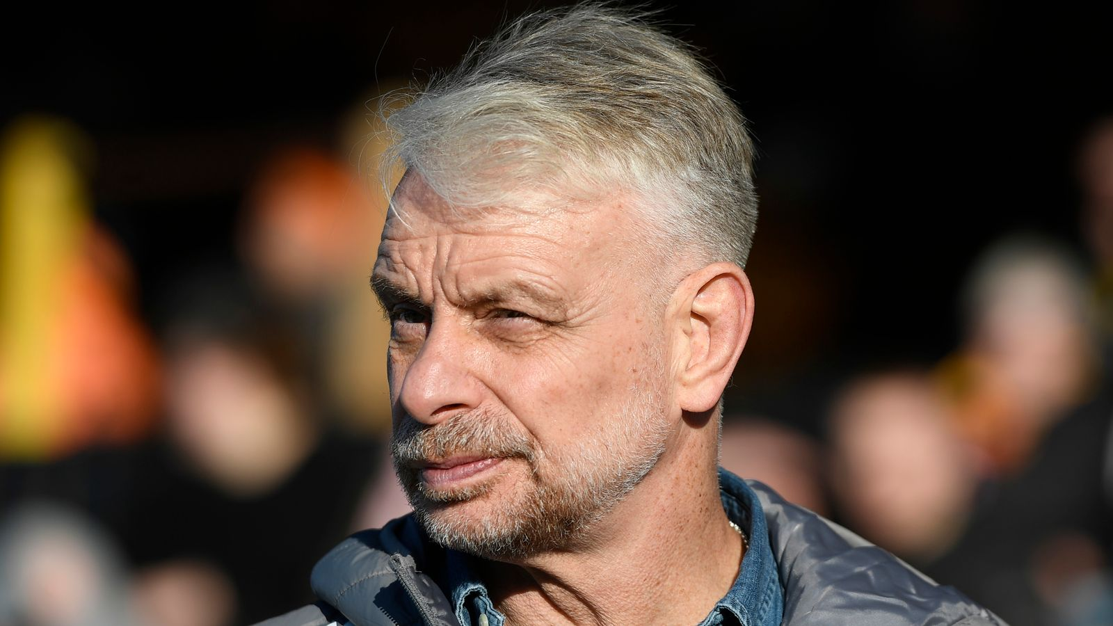 Brian Noble: Toronto Wolfpack part ways with director of rugby