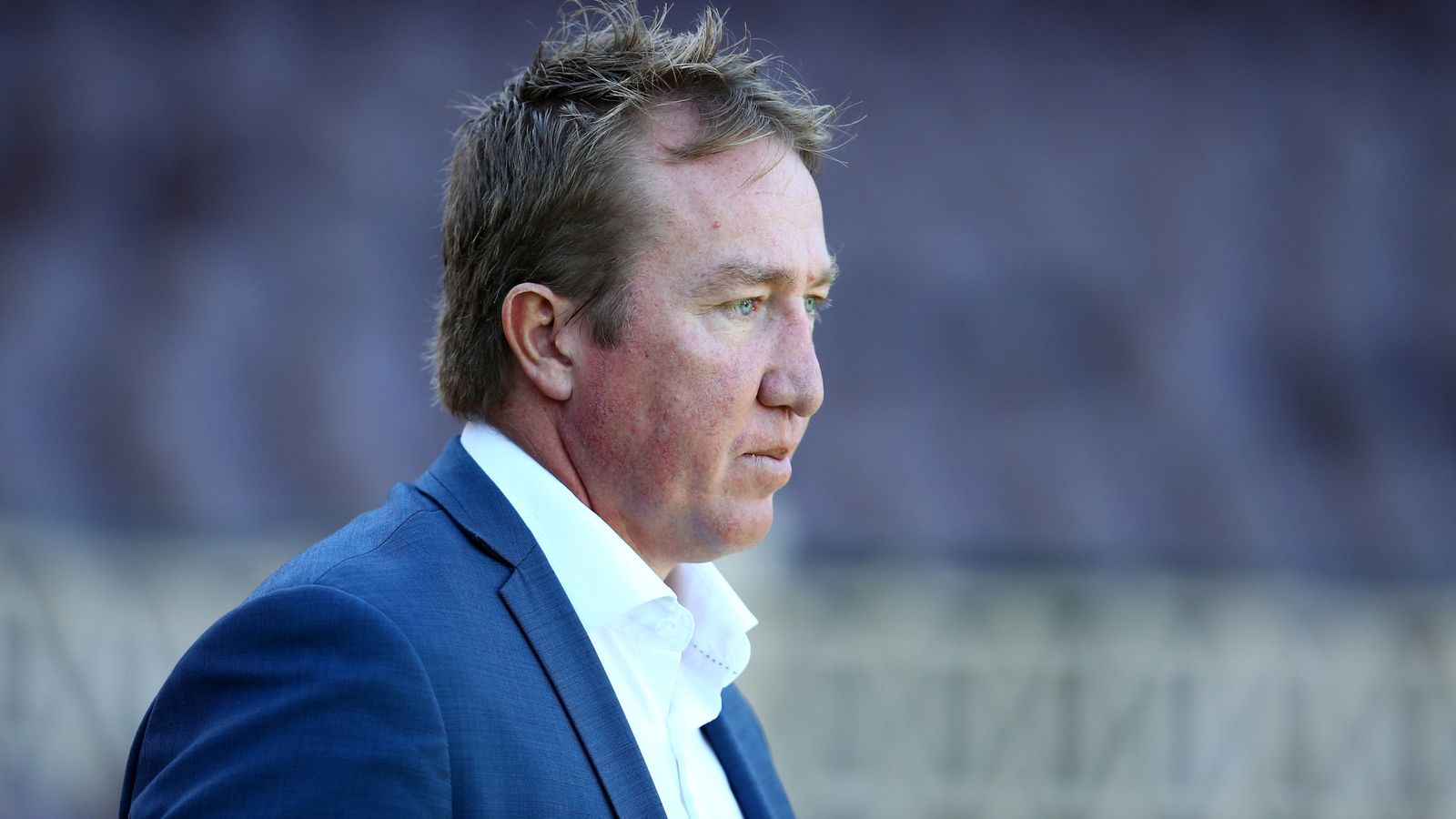 Trent Robinson says there is no gap between NRL and Super League