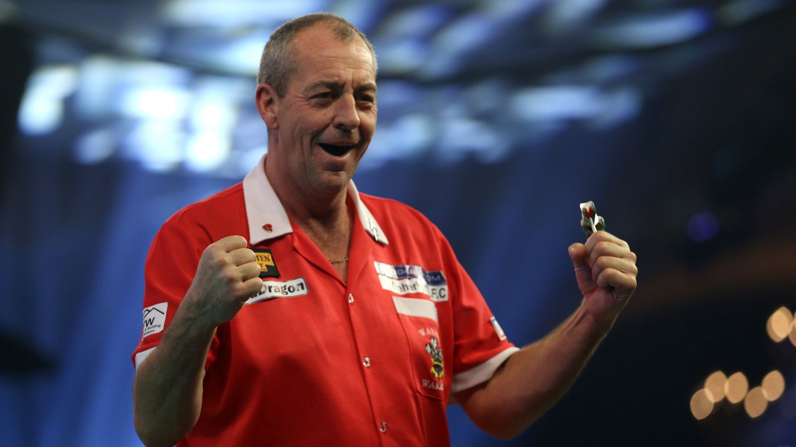 Wayne Warren reflects on a rollercoaster year ahead of his competitive return at the Grand Slam