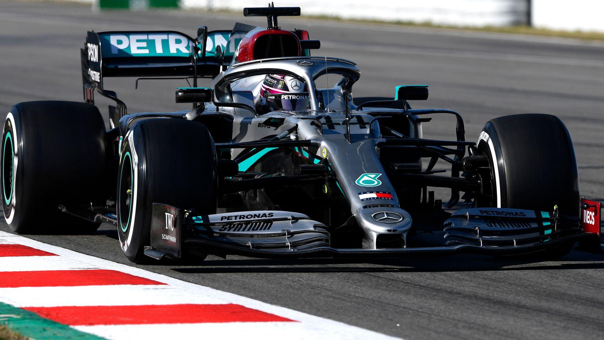 Hamilton, Bottas to drive in Mercedes test - sky sports