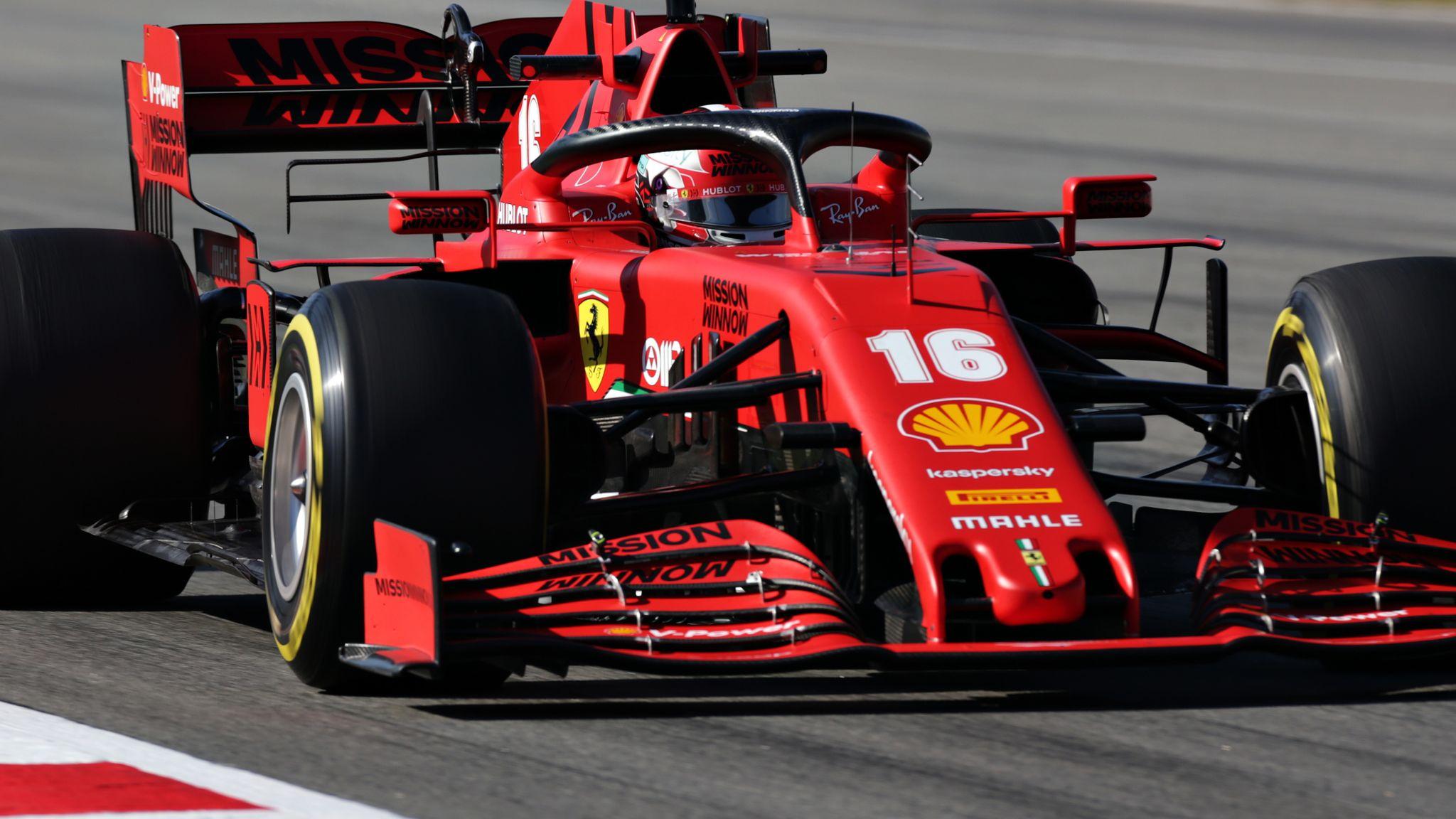 F1 Testing Charles Leclerc Explains Ferrari Change Of Approach In 2020 F1 News