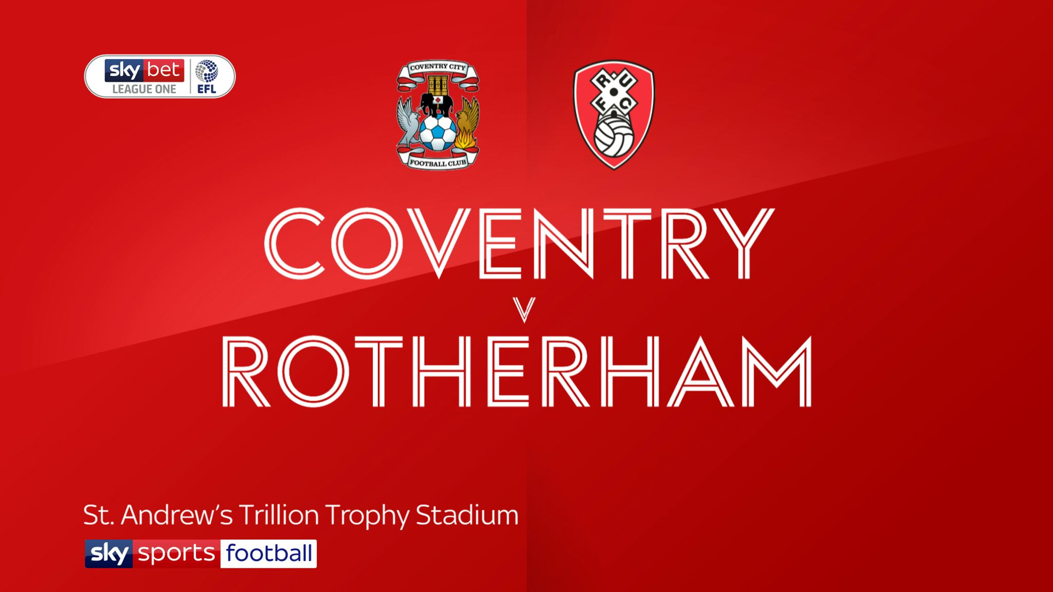 Coventry 1-1 Rotherham: Matty Godden rescues point for Sky Blues