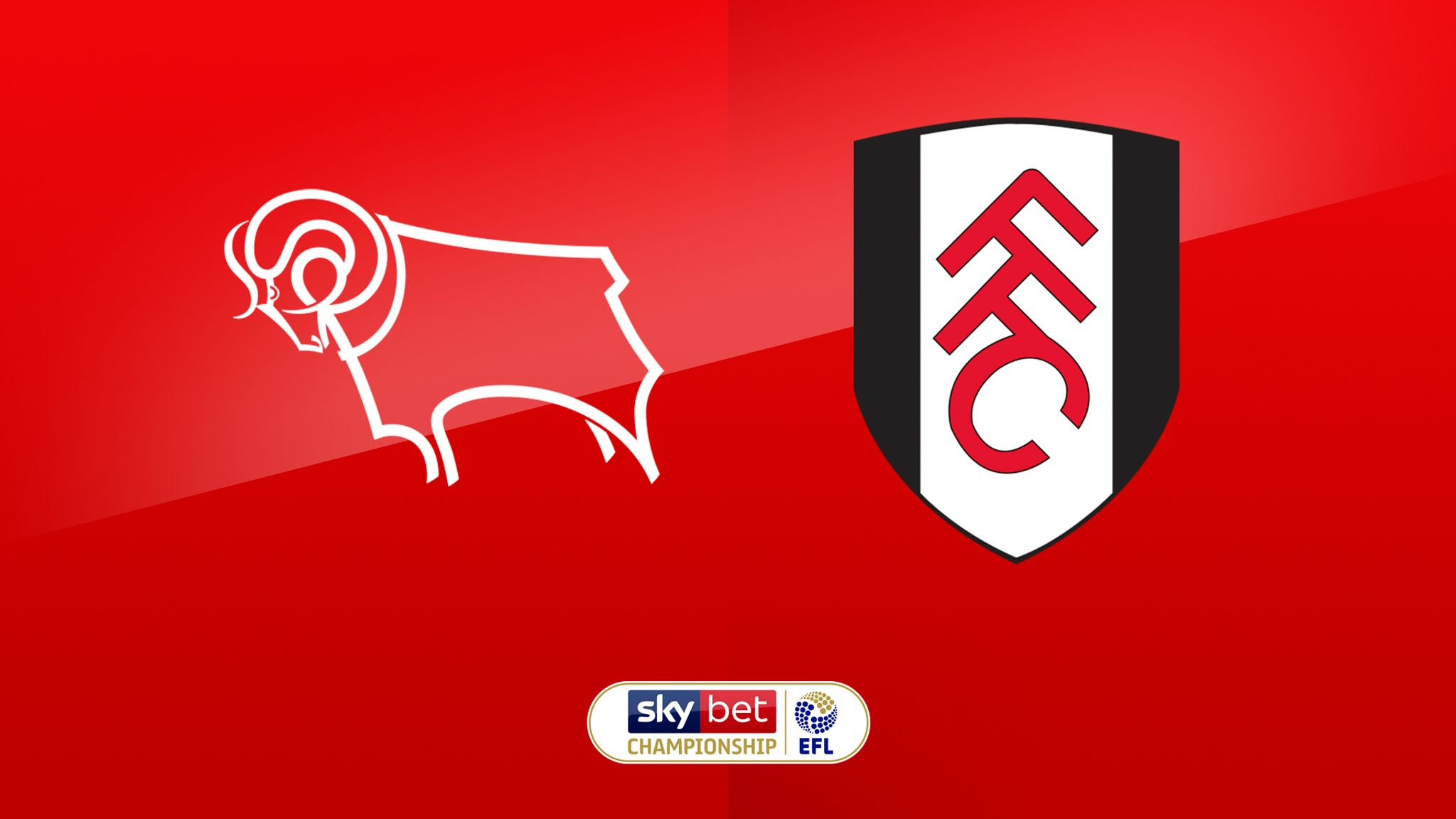 Derby vs Fulham preview: Championship clash live on Sky Sports Football