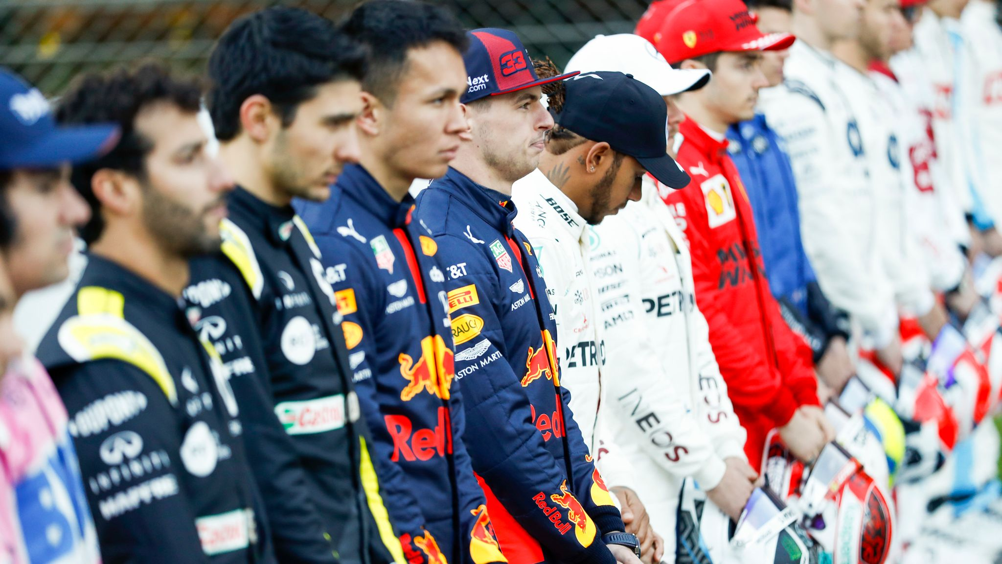 F1 2020 Quiz And Preview Getting To Know The Drivers And Teams F1 News