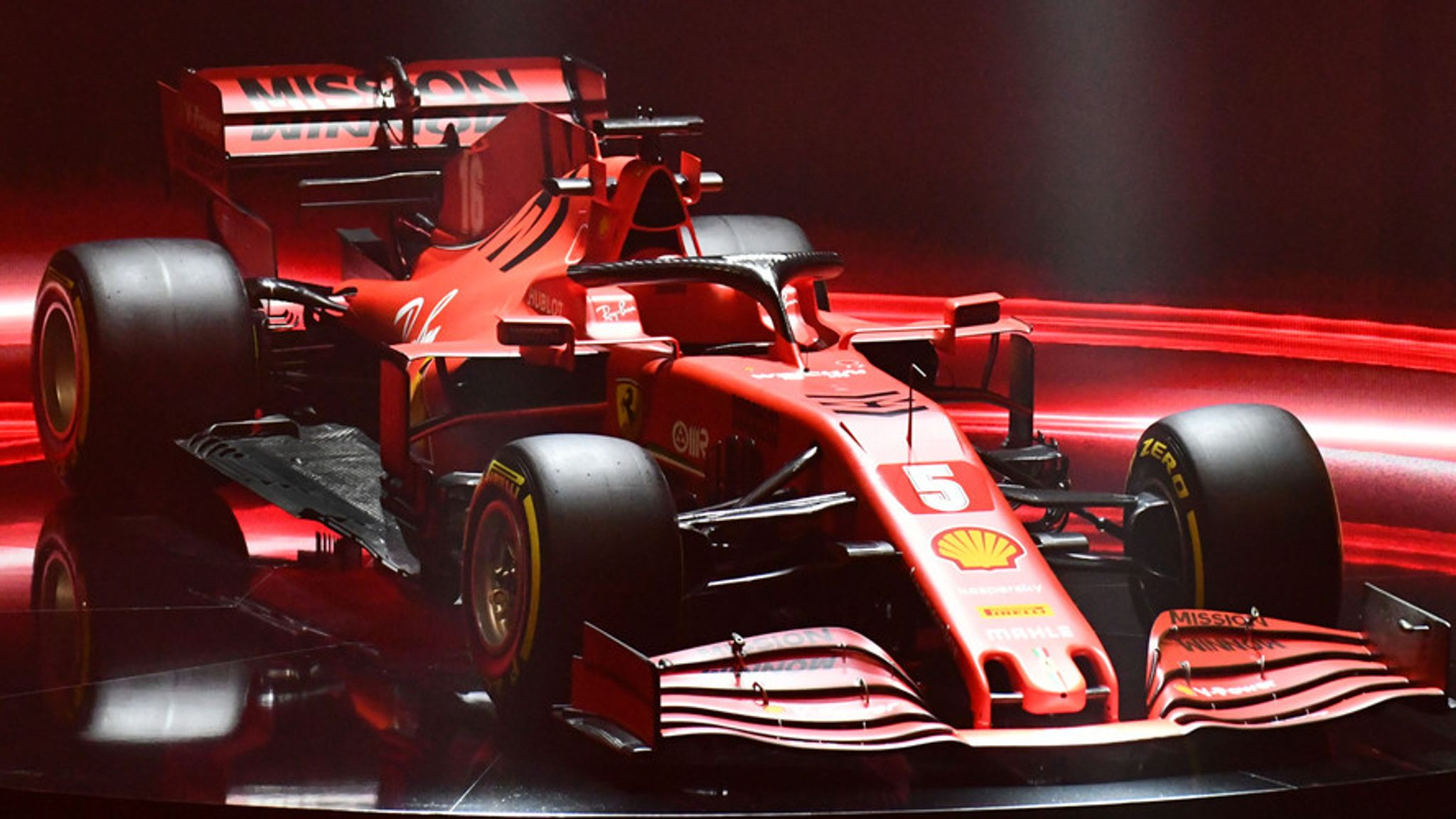 Ferrari Unveil 2020 F1 Car In Dramatic Style At Sf1000 Launch F1 News