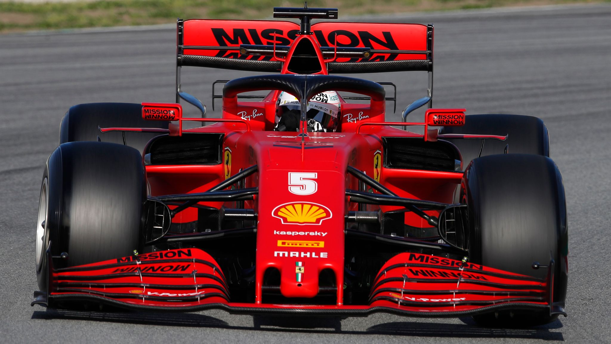Ferrari Reveal Plans For Significant Change Of F1 2020 Car Direction F1 News