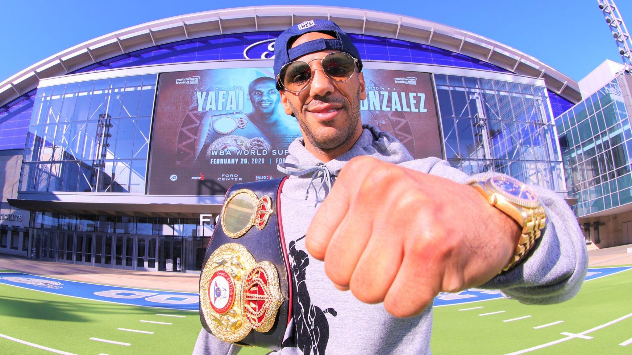 Alexis Texas Boxing yafai: i'm fighting my idol