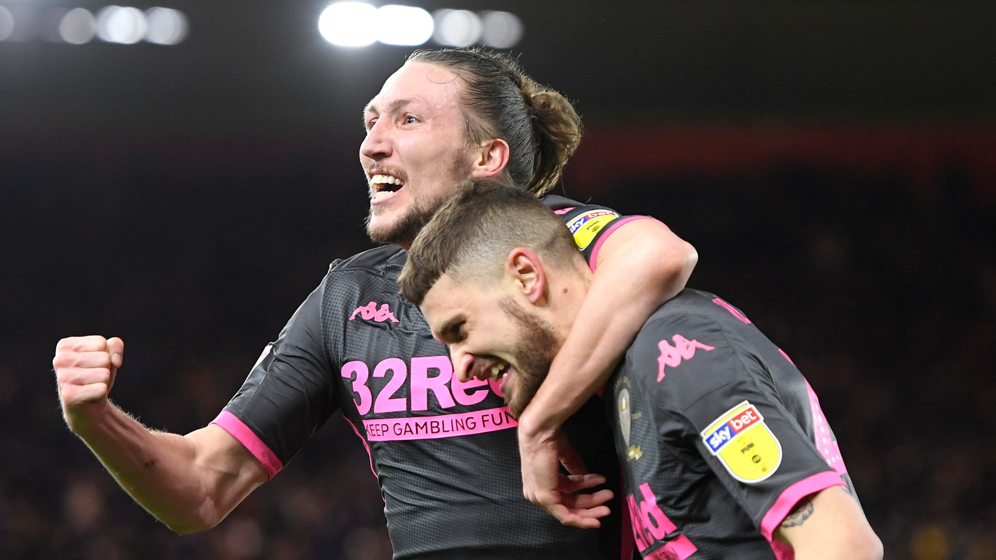 At home with... Leeds United stars Kalvin Phillips, Liam Cooper ...