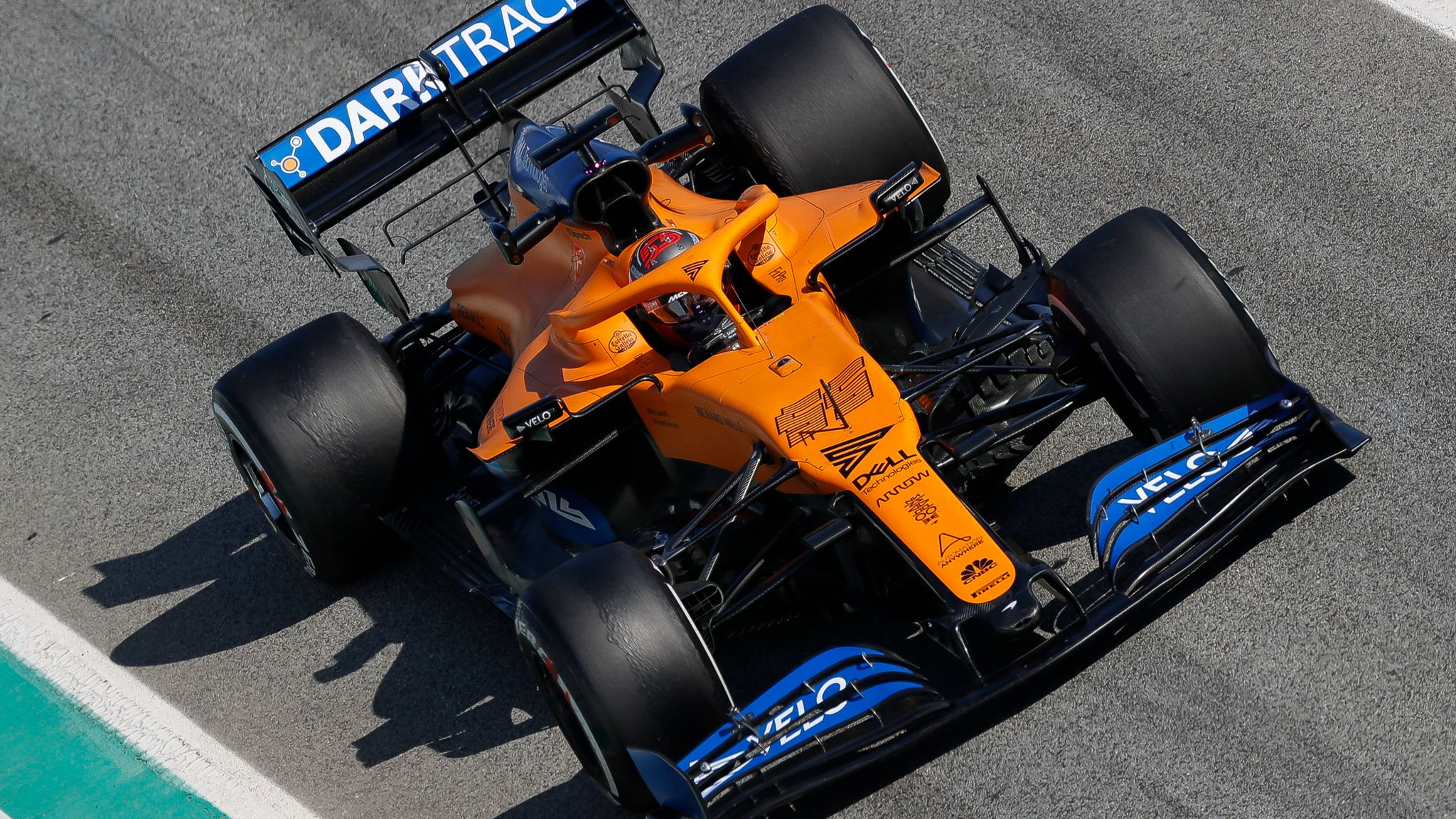 Mclaren Not Far From 10 10 For Start To F1 Testing With Mcl35 F1 News