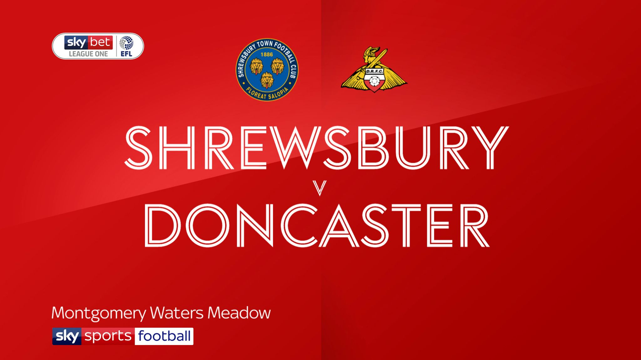 Shrewsbury 1-0 Doncaster: Dave Edwards secures first Town win of 2020