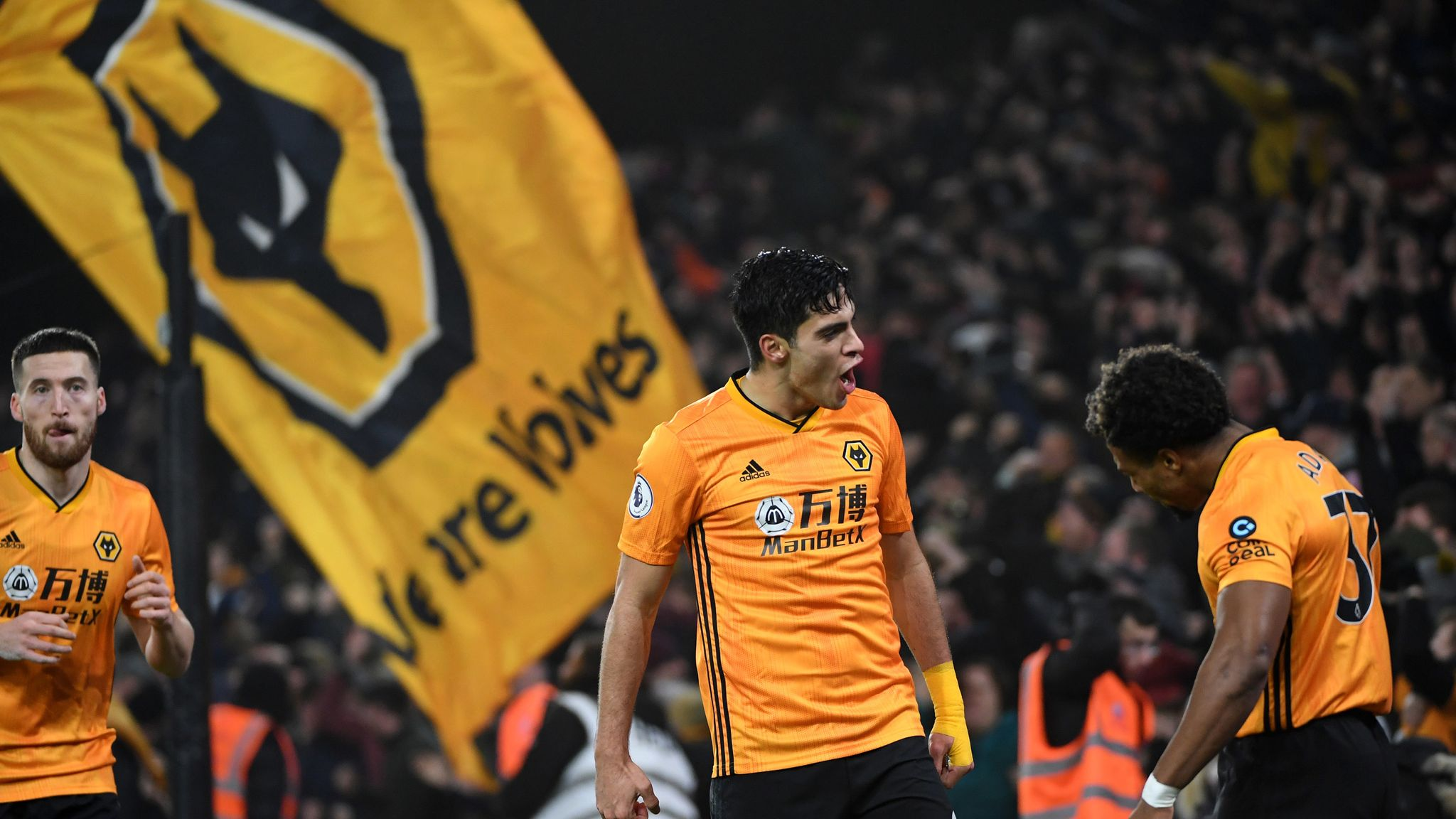 Coronavirus Wolves Urge Fans To Travel With Caution To Europa League Game At Espanyol Football News Sky Sports