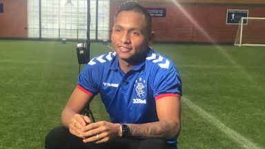 fifa live scores - Alfredo Morelos: Apology, correction and full transcript of Sky Sports News interview