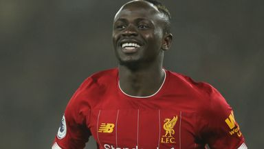 fifa live scores - Sadio Mane returns to Liverpool training after hamstring injury