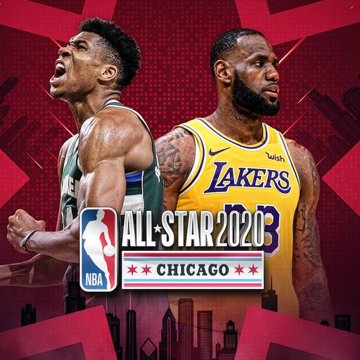 The 69th NBA All-Star Game live on Sky Sports